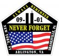 9-11-2001/Ground Zero Decals