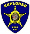 Custom Police Explorer Decals