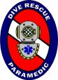 Diver / Water Rescue Decal's