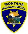 Montana Highway Patrol Decals