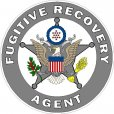 Fugitive Recovery Agent Decals