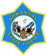 Arkansas State Police Decals
