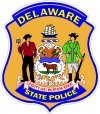 Delaware State Police Decal