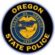 Oregon State Police Decals