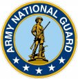 Army National Guard Decals