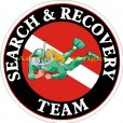 Search & Recovery Decals