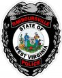 West Virginia Police Decals