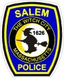 Massachusetts Police Decals