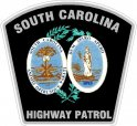 SC Highway Patrol Decals