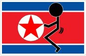 North Korea Decals