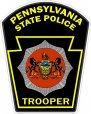 Pennsylvania State Police Decals