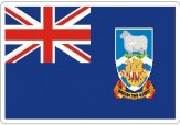 National Flag Decals F