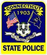 Connecticut State Police Decals