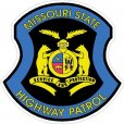 Missouri State Patrol Decals