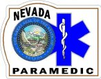 Nevada Certification Decals