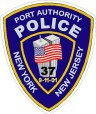 New Jersey Police Decals