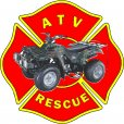 ATV Rescue Decals