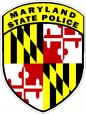 Maryland State Police Decals