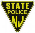 New Jersey State Police Decals