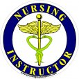 Nursing Instructor Decals