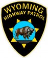 Wyoming Highway Patrol Decals