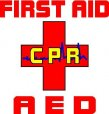 CPR / First Aid / AED Decals
