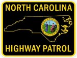 NC Highway Patrol Decals