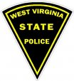 West Virginia State Police Decal