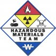 Stock HAZ-MAT Decals