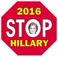 Anti Hilliary Clinton Decals