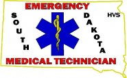 South Dakota Certification Decal