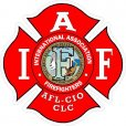 IAFF State Seal Decals