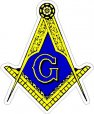 Mason / Masonic Decals