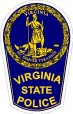 Virginia State Police Decals