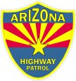 Arizona Highway Patrol Decals