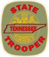 Tennessee Trooper Decals
