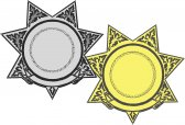 7 Point Star Sheriff Decal's