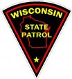 Wisconsin State Patrol Decals