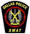 Texas Police Decals