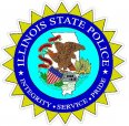 Illinois State Police Decals