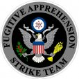 Fugitive Apprehension Decals