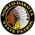 North Dakota State Patrol Decals