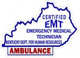 Kentucky Certification Decals