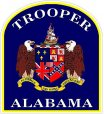 Alabama Trooper Decals