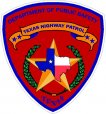 Texas Highway Patrol Decals
