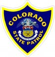Colorado State Patrol Decals