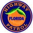Florida Highway Patrol Decals
