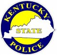 Kentucky State Police Decals