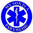 EMT, Paramedic Family Decals