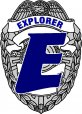 Stock Police Explorer Decals